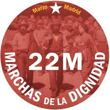 22 M marchas dignidad