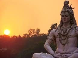 Shiva Ocaso o amanecer