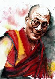 dalai lama art