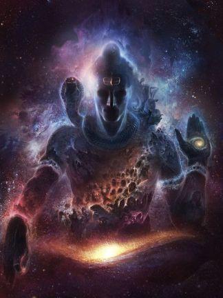cosmic shiva nirguna
